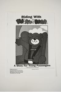 Picture of Riding w/Buckle Bear Story Book
