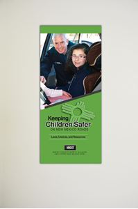 Picture of Keeping Children Safer NM Roads Brochure - English