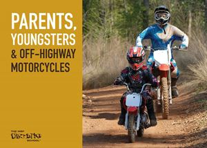 Picture of Parents, Youngsters & Off-Highway Motorcycles - Download