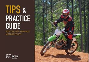 Picture of Tips & Practice Guide For The Off-Highway Motorcyclist - Download