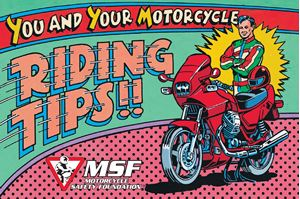 Picture of You and Your Motorcycle Riding Tips - Download