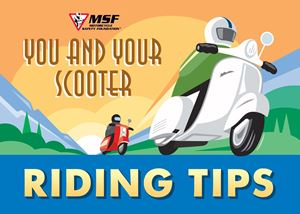 Picture of You and Your Scooter Riding Tips - Download